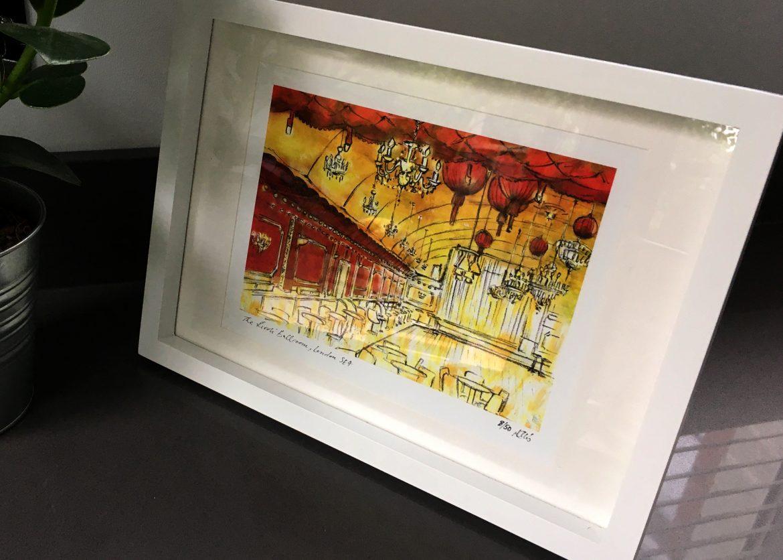 GalleryA_rivoli_interior_framed