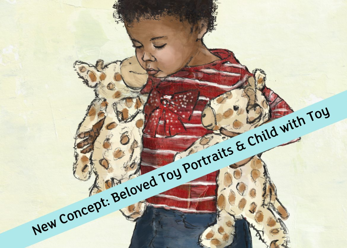 NEW! Beloved Toy Portraits
