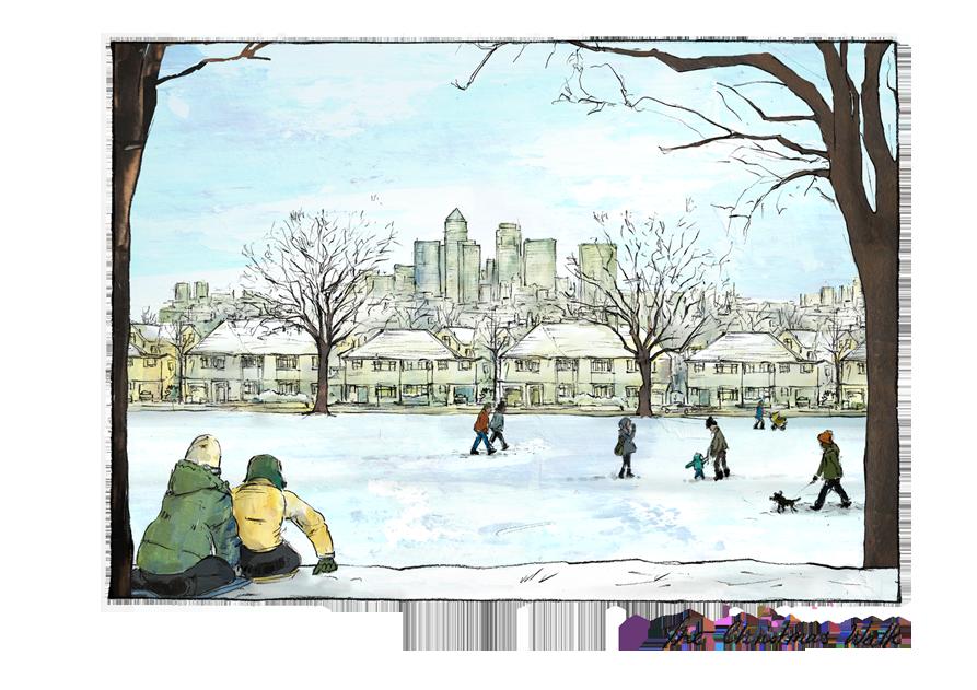 The Christmas Walk